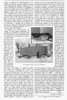 LA PROPULSION Par HELICE Sur La GLACE   1906 - Transportation