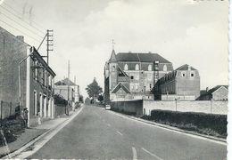JAMOIGNE - Rue Neuve Et Pensionnat Des Soeurs - RARE VARIANTE - Cachet De La Poste 1963 - Chiny