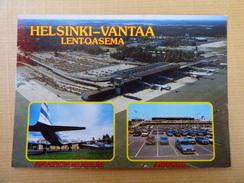 AIRPORT / FLUGHAFEN / AEROPORT      HELSINKI -VANTAA - Aerodromi