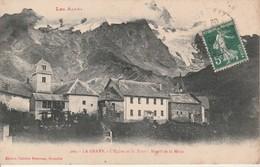 La Grave-L'Eglise Et La Tour-Massif De La Meije. - Otros Municipios