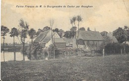CASTER - FERME FRANQUE DE M. LE BOURGMESTRE DE CASTER PAR ANSEGHEM - Belgique