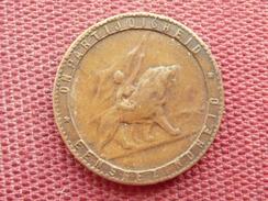 PAYS BAS Jeton DE DAG Avril 1935 - Monétaires/De Nécessité