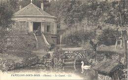 CPA Pavillons-sous-Bois Le Castel - Les Pavillons Sous Bois