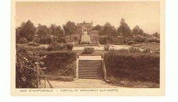 39..CHAMPAGNOLE  HOPITAL ET MONUMENT AUX MORTS - Champagnole