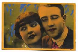 COPPIA INNAMORATI PRIMO PIANO   - NV  FP - Couples
