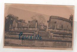 SRI LANKA - CP RUINS OF ANCIENT TEMPLE - CEYLON - TUCK'S POST CARD - Sri Lanka (Ceylon)