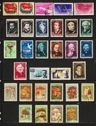 Year 1958  Mi No 1697 / 1762 - Ganze Jahrgänge
