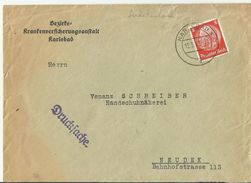 DR CV 1940 KARLSBAD - Alemania