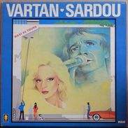 Vartan & Sardou Maxi 45t. *la Première Fois Qu'on S'aimera* - 45 Rpm - Maxi-Single