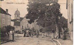 70VEL- VELLEXON - La Grande Rue - France