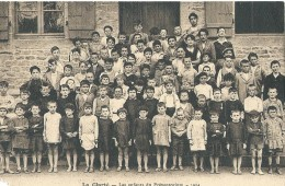 Kerlaz La Clarté - Les Enfants De Préventorium - 1934 - Châteaulin