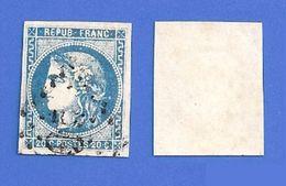 FRANCE 46B OBLITERE TB CERES - 1871-1875 Ceres