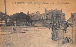 Saint Quentin Gare - Saint Quentin