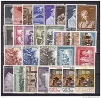 VATICAN 1964 -  Complete Year Set  MNH-VF ** - Vatican