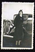 ANCIENNE PHOTOS ARGENTIQUE 6x8,5 AVEC VIEILLES VOITURE - Automobiles