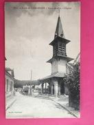 60 Oise, Compiègne, Vieux Moulin, L'Eglise, Animée, 1908, (Decelle) - Compiegne