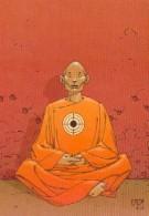 CAZA : Carte Postale BD De ALIEN 2005 (tibet) - Cartes Postales
