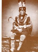 CPSM Indiens Indian Peta-Lashara Chef Indien Pawnee Chiefs (2 Scans) - Native Americans