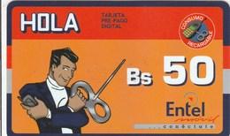Bolivia - Entel  - HOLA - Bolivia