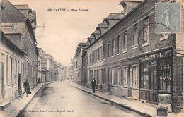 YVETOT - Rue Thiers - Yvetot