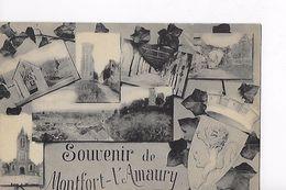 78 / SOUVENIR DE MONTFORT L AMAURY - Montfort L'Amaury