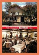 A682 / 607  Allemagne TITISEE Café Restaurant Seeblick - Allemagne