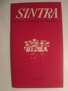 SINTRA. PLANTA TURÍSTICA DO CONCELHO - PORTUGAL, 1949. ILLUSTRATION BY JOSÉ ESPINHO E MANOEL RODRIGUES. MINT. - Toeristische Brochures