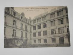NANTES - ECOLE REGIONALE DE BEAUX ARTS  BN VG 1926 - Nantes