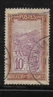 MADAGASCAR    -  1922 Local Motives  USED - Madagaskar (1889-1960)