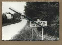 CPM - Notre Belle France - 47 - Montagnac Sur Auvignon  - Entrée Du Village - France