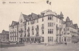 WESTENDE (Belgien) - Le Westend Hotel, Karte 191? - Hotels & Gaststätten