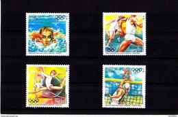 Olympics 1996 - Volleyball - BRAZIL - Set MNH - Summer 1996: Atlanta