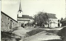 Bonsin -- L' Eglise De Chardeneux. (2 Scans) - Somme-Leuze
