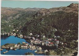Norvège,NORGE,NORWAY,RASVAG,FLEKKEFJORD - Norvège