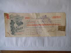 PARIS H. MORIN INSTRUMENTS & FOURNITURES A L'USAGE DES INGENIEURS 11 RUE DULONG TRAITE DU 27 SEP 1922 - France