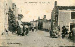 LONGEVILLE - Francia