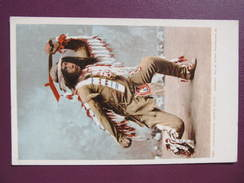 AK INDIAN Indians Arrowmaker USA Ca. 1900 /// D*28039 - Indianer