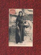 BONIFACIO BERGERE ENDIMANCHEE 1905 - Francia