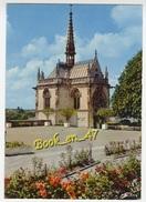 {78056} 37 Indre Et Loire Amboise , Le Château , Chapelle Saint Hubert - Amboise