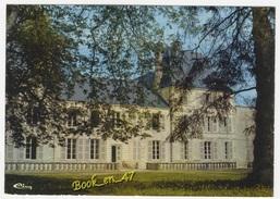 {78075} 37 Indre Et Loire Paulmy , Le Château , Colonie De Vacances - France