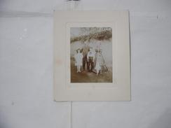 FOTO ALBUMINA PRIMI 900 FOTO DI GRUPPO FAMIGLIA - Foto