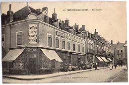 41  MONTCEAU-LES-MINES  -  Rue Carnot - Montceau Les Mines