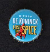 Bière Beer Bier Cerveza Cerveja Birra LOST IN SPICE DE KONINCK - Bière