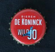 Bière Beer Bier Cerveza Cerveja Birra WILD JO DE KONINCK - Bière