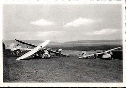 ! Ansichtskarte Segelflugschule Ith Im Weserberland, Segelflugzeuge - 1946-....: Moderne