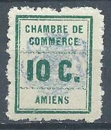 France Timbres De Grève YT N°1 Chambre De Commerce D'Amiens Neuf ** - Grève