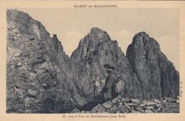 38   Les  3 Pics De Belledonne  (face Sud ) - Autres Communes