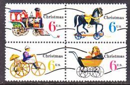 US   1418 A    **        ANTIQUE  CHRISTMAS TOYS   PRECANCEL - United States