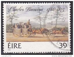 Ireland (1986):- Charles Bianconi Bith Bicentenary (39 P):- USED - Used Stamps