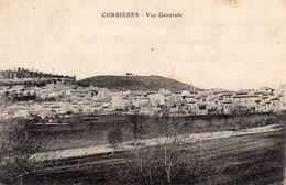 79Db   04 Corbieres Vue Generale - Otros Municipios